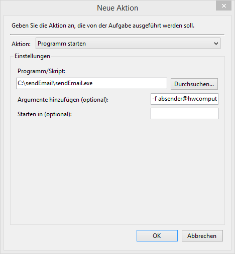 Log Dateien Windows