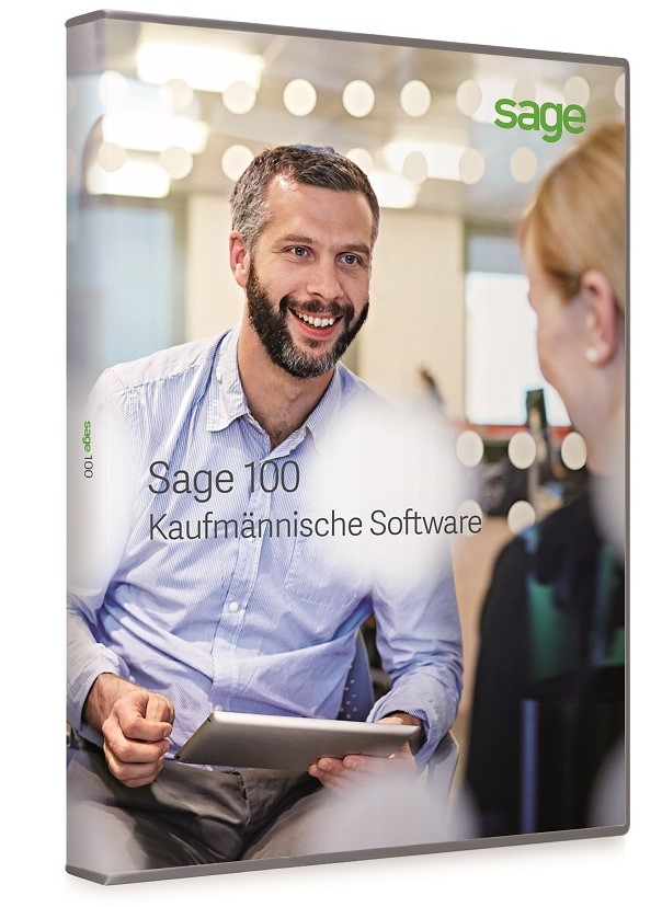 Sage 100 Produktfoto Business Partner