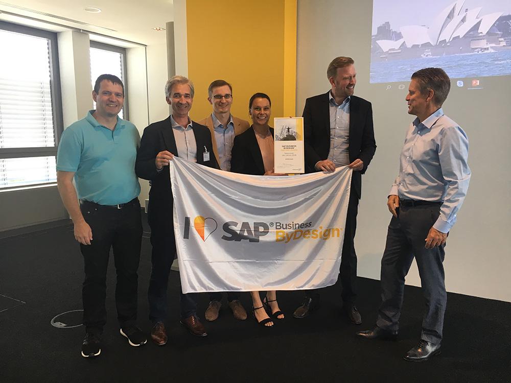 SAP zeichnet AGIQON zum Newconer des Jahres aus